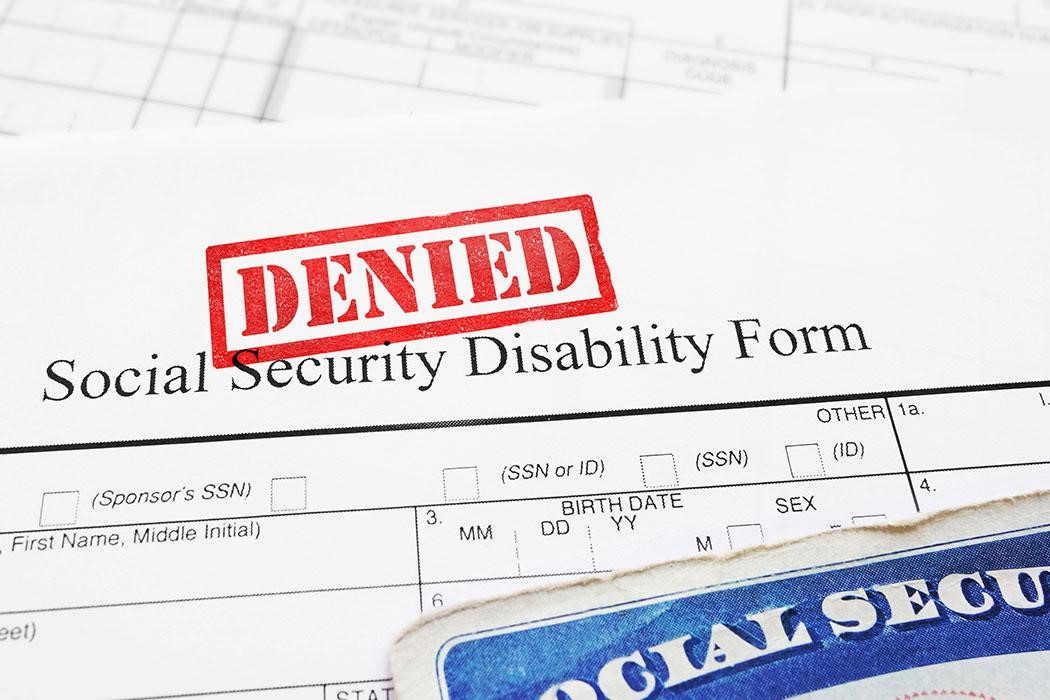 Social Security Disability Form  Social Security Disability Advocates