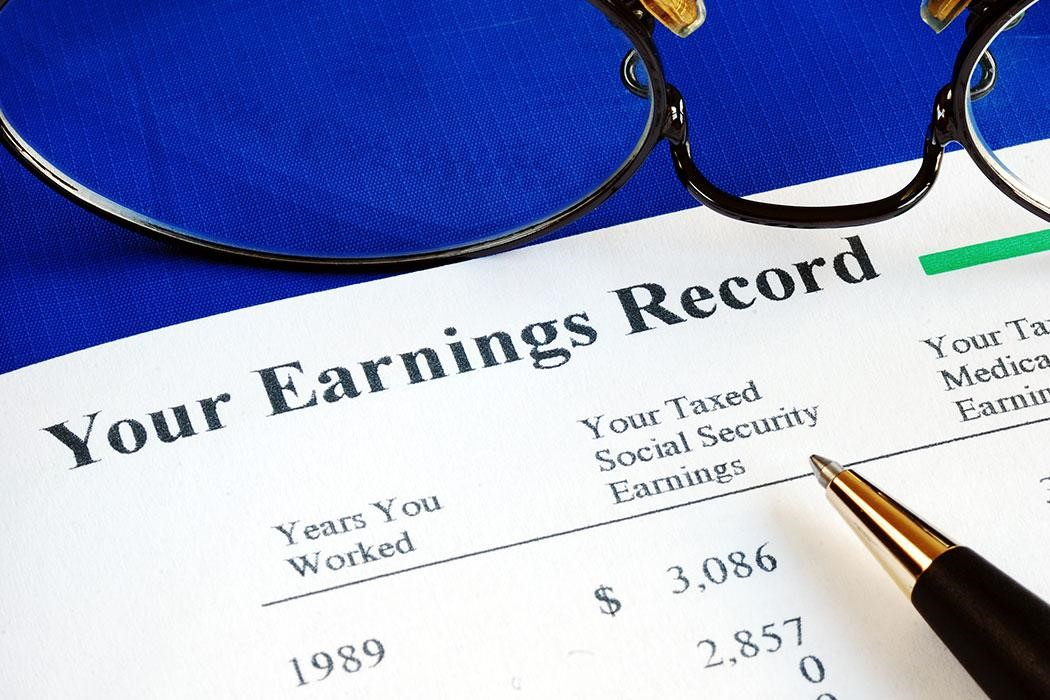 Your Earning Report