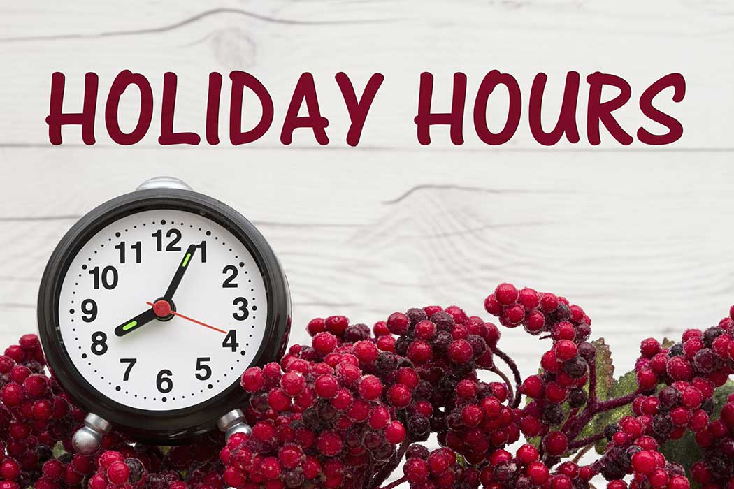 Holiday Hours Social Security Disability Advocates Usa