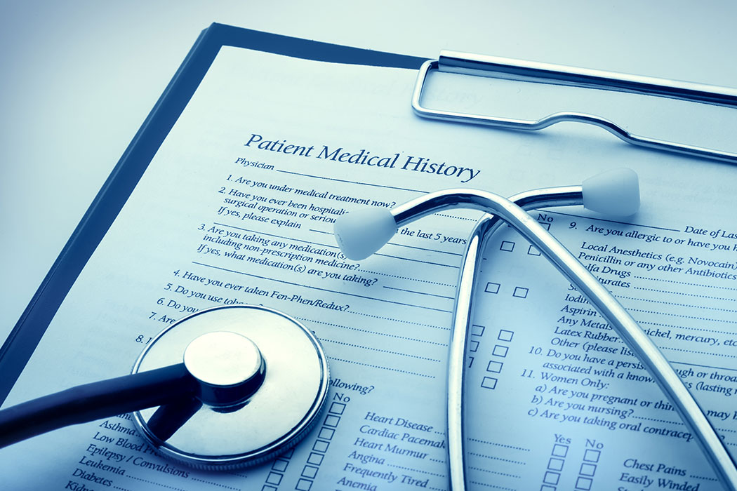 Medical Records | Filing for SSDI