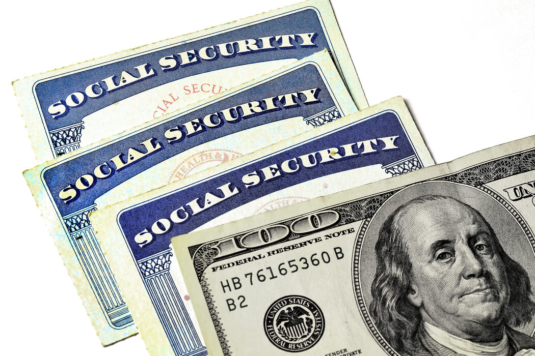 Image of a Social Security Cards