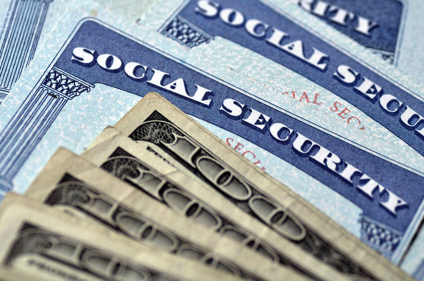 maximum social security benefit