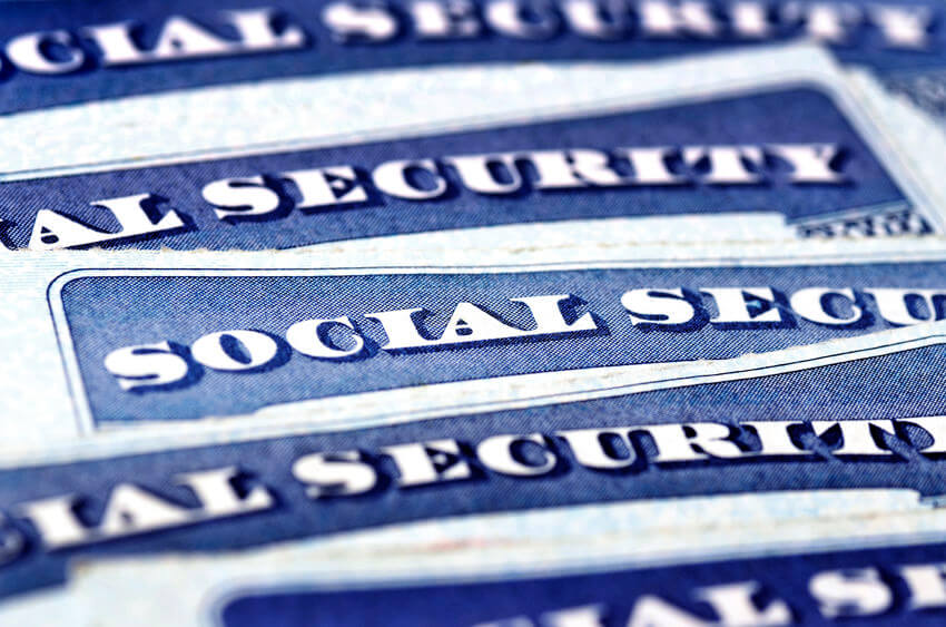 Social Security Card online