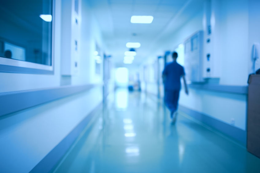 social security benefits during hospitalization