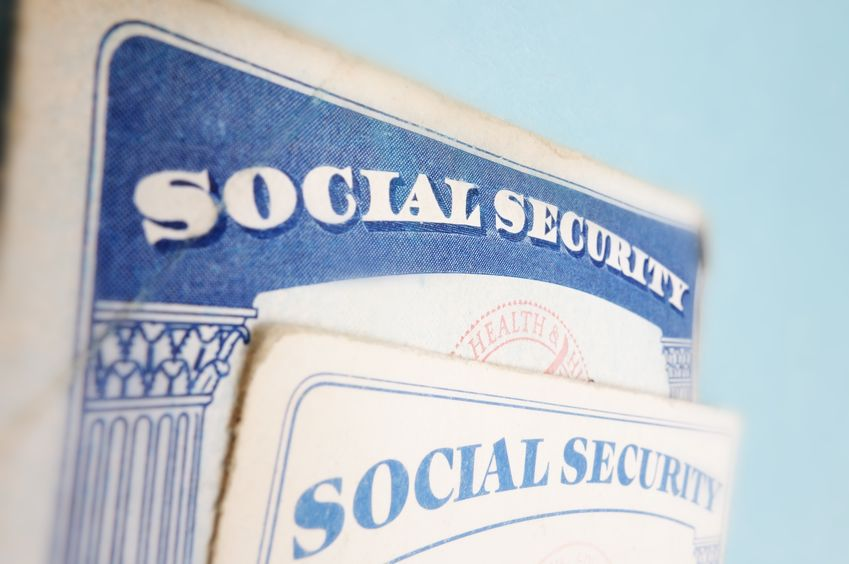social security fake documents scams