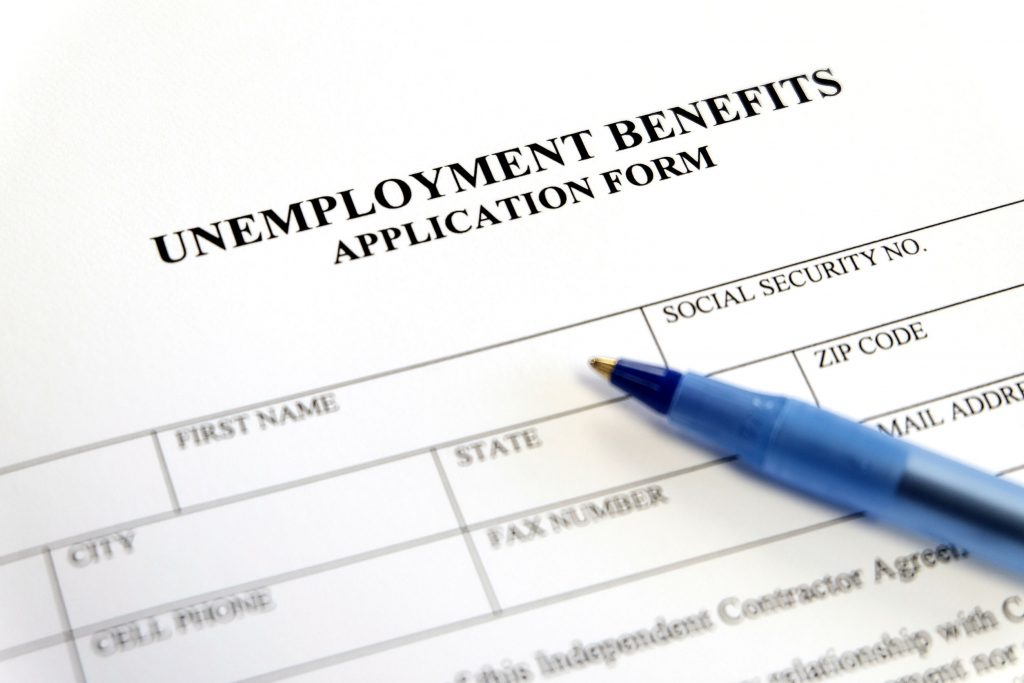 disability benefits and unemployment